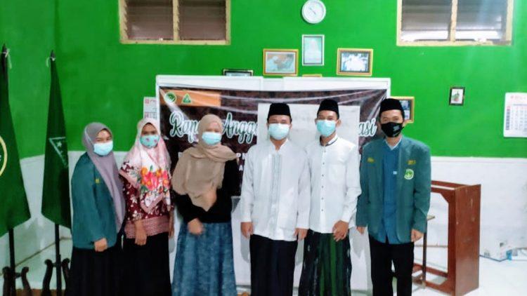 Foto ketua terpilih IPNU - IPPNU Demangan, Kota Kudus.